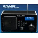 美国直送 Grace Wifi Radio ITC-IR1000B 网络收音机